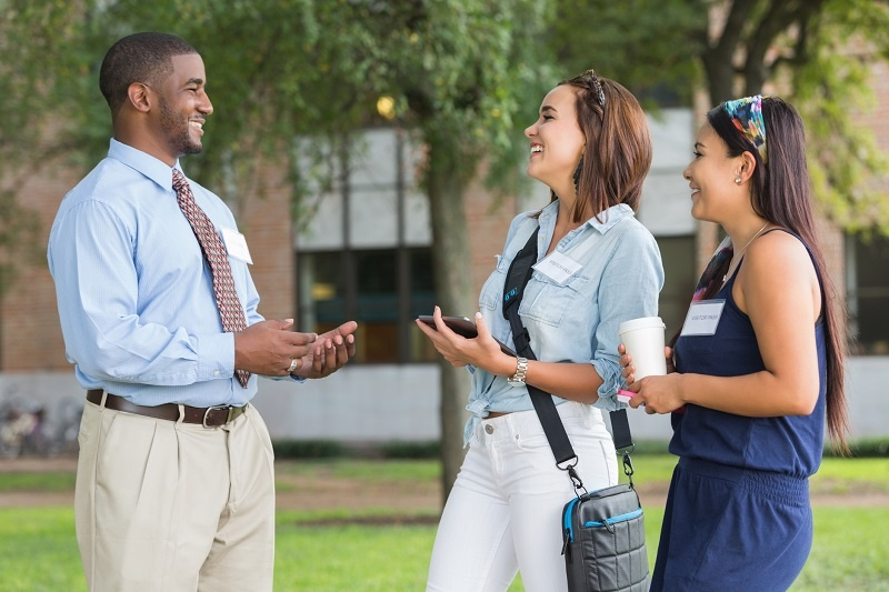 How to Get the Most Out of Your Graduate School Orientation