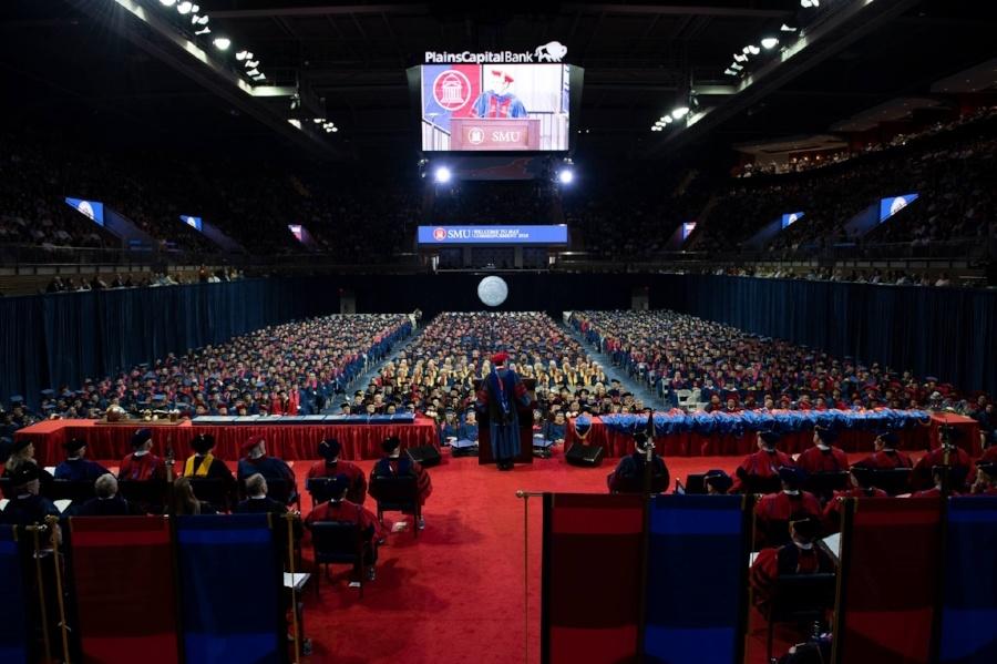 Celebrating the Accomplishments of SMU Graduate Students